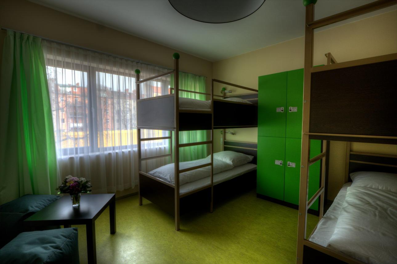 2a-hostel berlin -Über das 2a hostel - Ein Zimmer