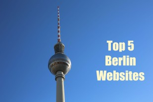Top 5 Berlin Websites