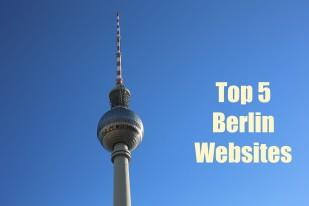 Top 5 Berlin Websites