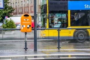 Verregnete Tage in Berlin
